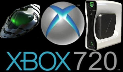Xbox 720 concepts