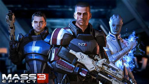 Mass Effect 3 trailer di lancio