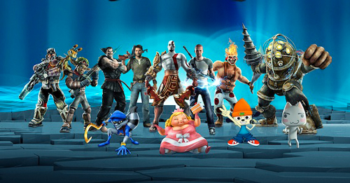 PlayStation All-Stars Battle Royale - personaggi