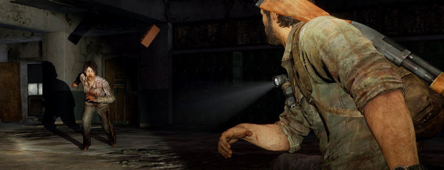 The Last of Us - infetto all'attacco